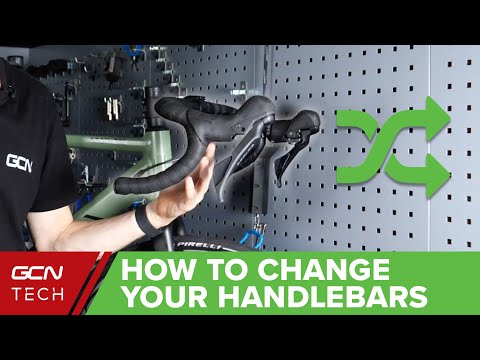 How To Change Your Handlebars On A Road Bike