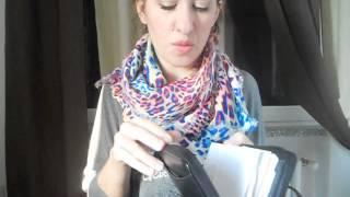 COSA C'E' NELLA MIA BORSA/WHAT'S IN MY BAG