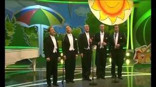 Berlin Comedian Harmonists - Medley  2014