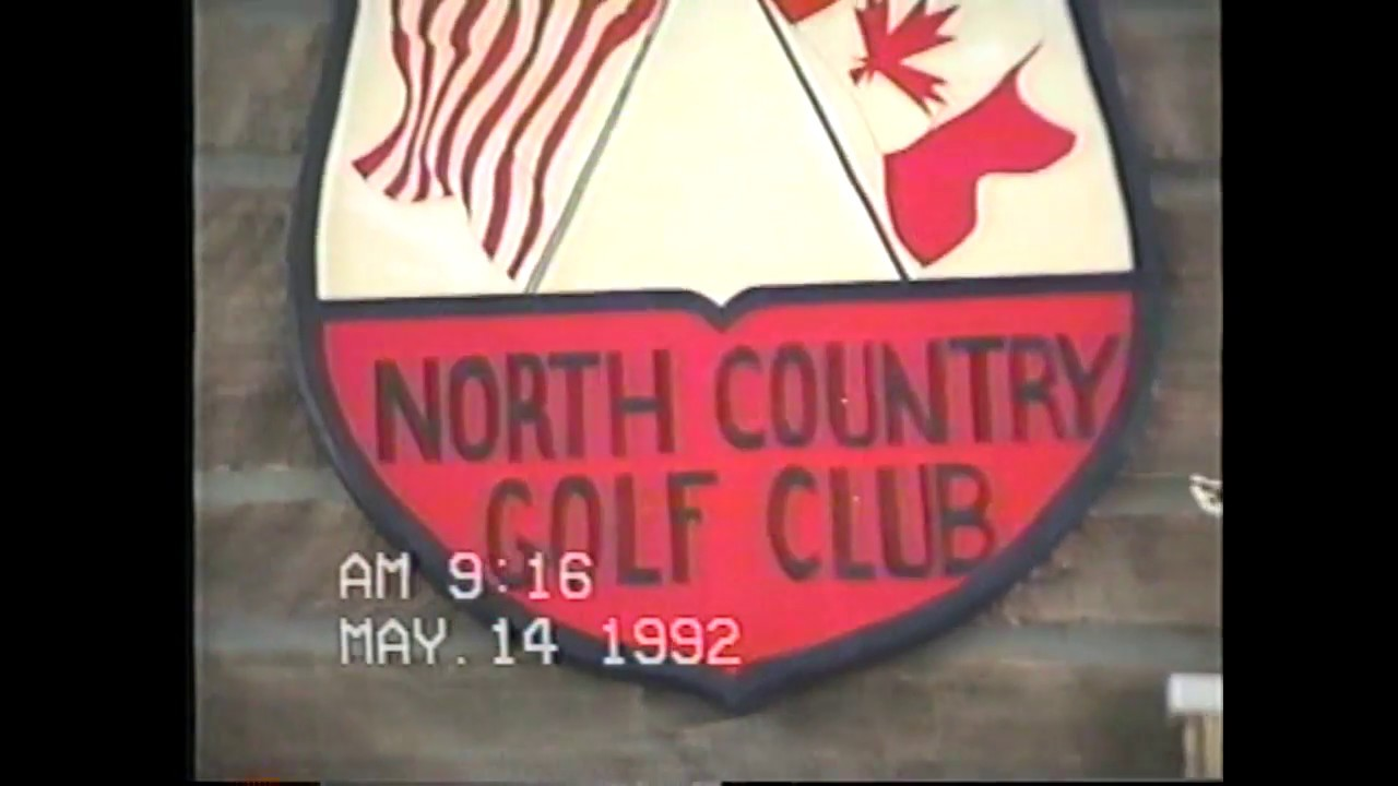 WGOH - North Country Golf Club  5-14-92