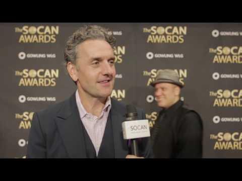 SOCAN Awards 2016 Interview: Robert Carli