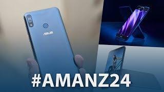 #Amanz24 - OnePlus McLaren Rasmi, Asus Zenfone Max Pro (M2),  Internet TM Terganggu