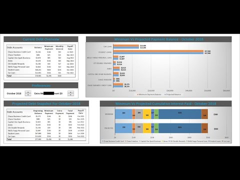 debt-snowball-spreadsheet-(excel)-to-payoff-debt-fast