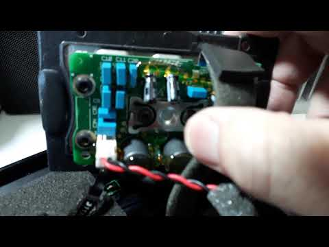 Sound dock da Bose part 1