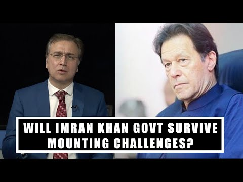 Moeed Pirzada: Will Imran Khan Govt survive mounting challenges?