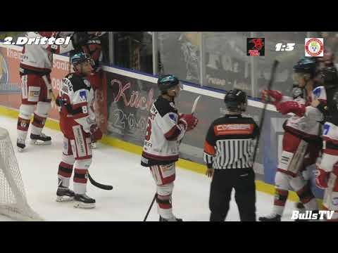 Playoff-Viertelfinale Spiel 2. Saale Bulls Vs. EV Landshut 31.3.19