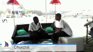 #SaveAMum with Churchill aka Daniel Ndambuki