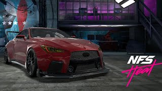 NFS Heat Studio - Infinity Q60 S Customization