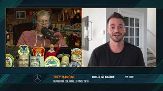 Trey Mancini on the Dan Patrick Show Full Interview