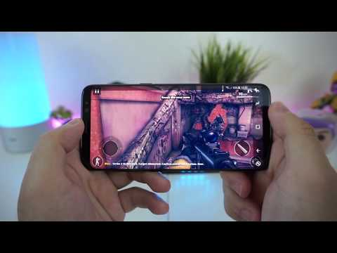 Samsung Galaxy S8 Gaming and Battery Performance Review (Exynos 8895)