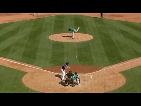 Mariners manager Scott Servais discusses Yovani Gallardo and James Paxton's