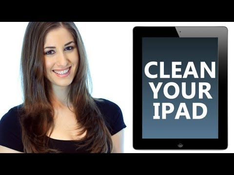 How to Clean an iPad (or tablet): Electronics Cleaning Essentials (Cleaning Ideas) Clean My Space