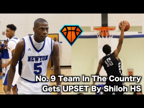 Newton vs Shiloh INTENSE High-Level Matchup!! | HYPE Comeback Not Enough For Undefeated Squad