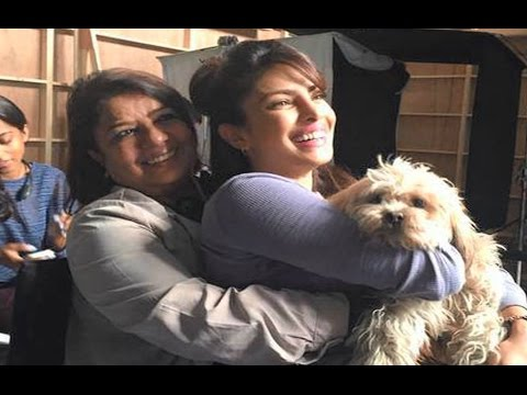 Quantico | Priyanka Chopra Mother Visited Her On Shoot