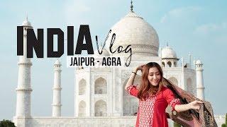 VLOG INDIA  เที่ยวอินเดียแบบหรู อยู่อย่างสบายและได้รูปสวย l Dujdow