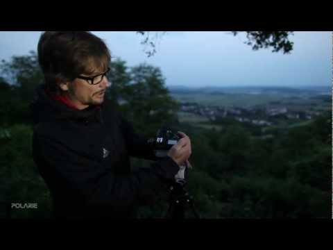 6. Using Polarie For Timelapse With Panning Effect - Vixen Polarie Star Tracker Tutorial Video