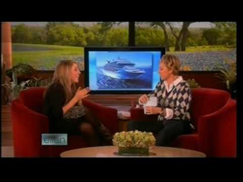 "Cambria Detken sings ""Collide"" by Howie Day 2009-05-30 on The Ellen DeGeneres Show"