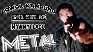 Didi Kempot - Stasiun Balapan versi Metal cover by Mangku Alam