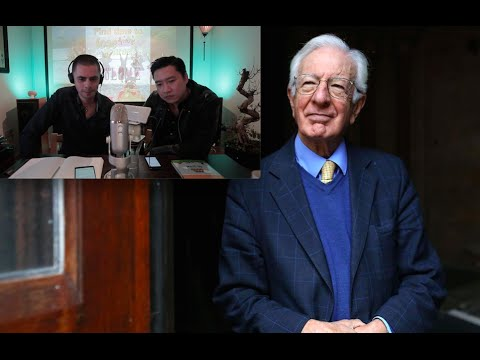AFH Podcast 6: AFH founder, Lord Richard Layard