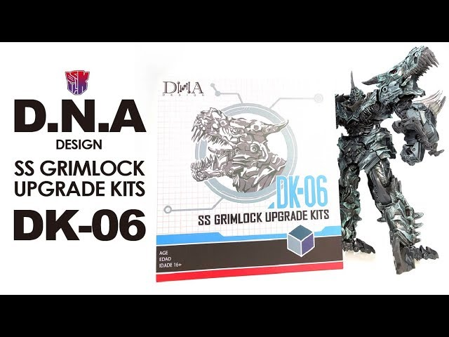 KL????????348 D.N.A Design SS GRIMLOCK Upgrade Kits ?????SS?? ?? ?????