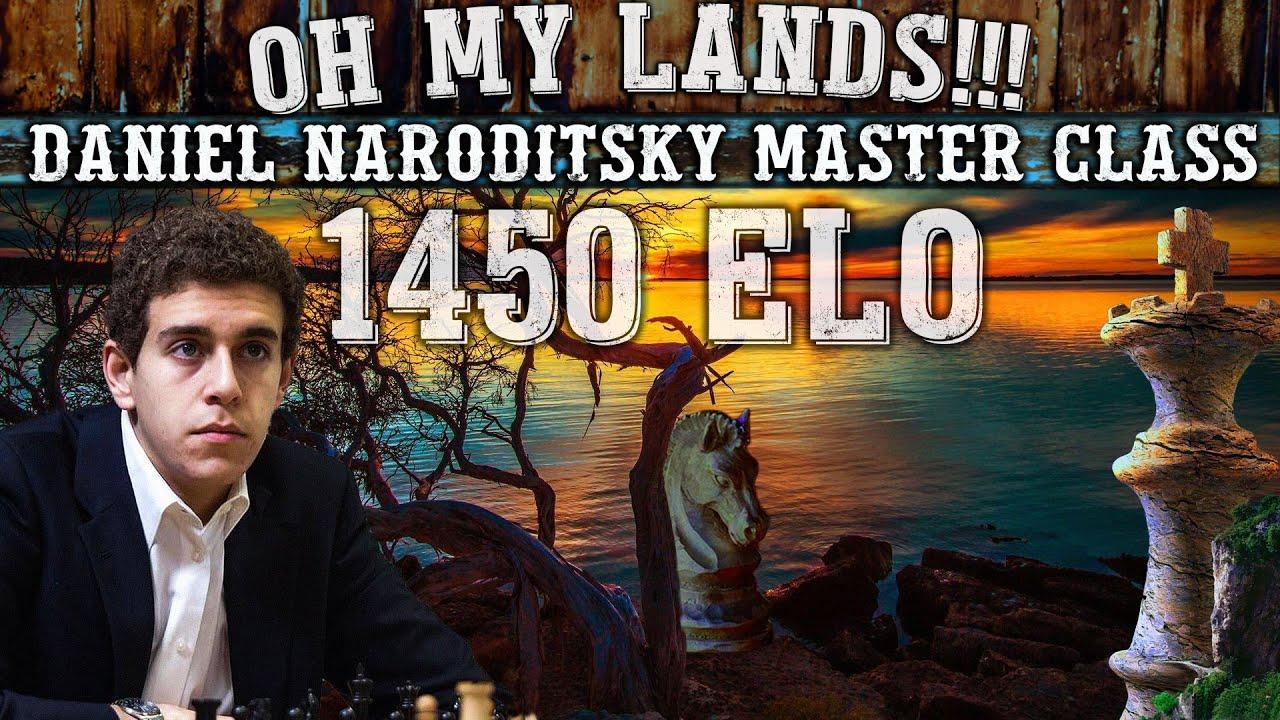 Master Class | Nimzo-Indian Defence | Chess Speedrun | Grandmaster Naroditsky