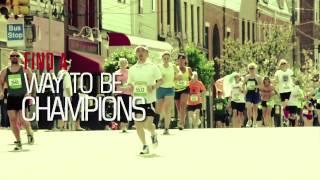 Earn the Title: Runner of STEEL