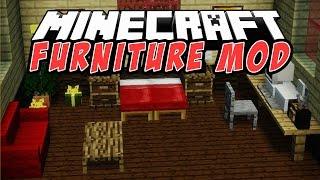FURNITURE - Televisor, Heladera, Computadora - Minecraft Mod 1.8.9/1.8/1.7.10/1.7.2/1.6.4