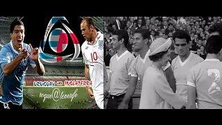 FÚTBOL-URUGUAY-INGLATERRA- BRASIL 2014-COMO EN EL AÑO 1966 WEMBLEY