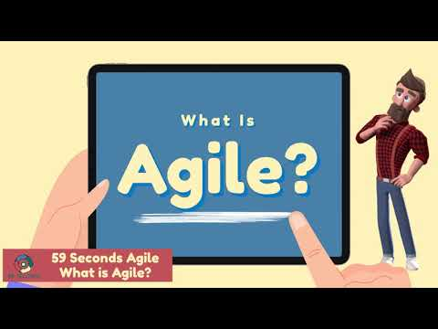 What Is Agile? - 59 Second Agile