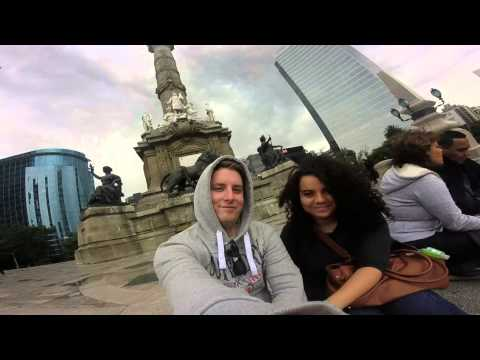 Mexico city vacations first days °1080p HD GoPro
