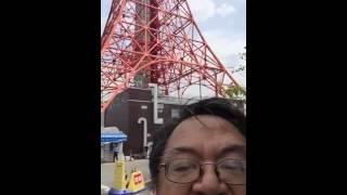 eiffel tower in tokyo ?..