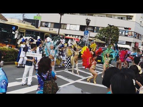 茅ヶ崎大岡越前祭 サンバパレード2017 バルバロス