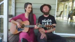 Boots of Spanish Leather - Bob Dylan (Cover by Ange Takats and Ashley Bell)