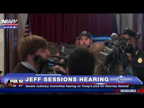 FNN: Confirmation Hearing of Trump Attorney General Nominee Jeff Sessions FULL VIDEO