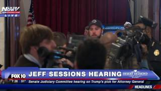 FULL COVERAGE: Confirmation Hearing of Trump Attorney General Nominee Jeff Sessions FULL VIDEO