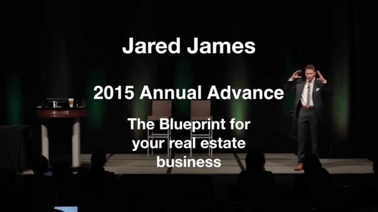 The blueprint for real estate success by jared james youtube the blueprint for real estate success by jared james malvernweather Choice Image