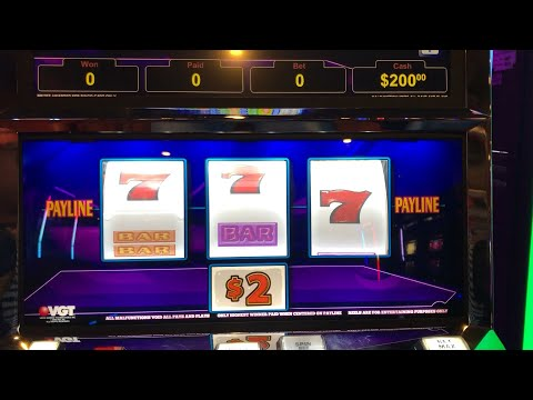 HUGE WIN VGT SLOT !!! CHERRY WENT CRAZY ON ME !! AT CHOCTAW CASINO