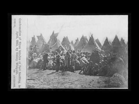 Who are the Dakota or Sioux People?