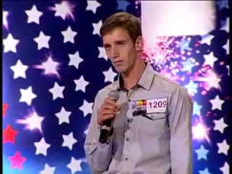 Moldova Are Talent Anatol Busuncean 08.11.13