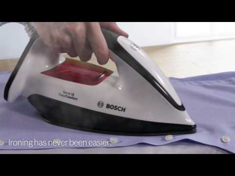 Bosch Series 6 Steam Station With EasyComfort Function