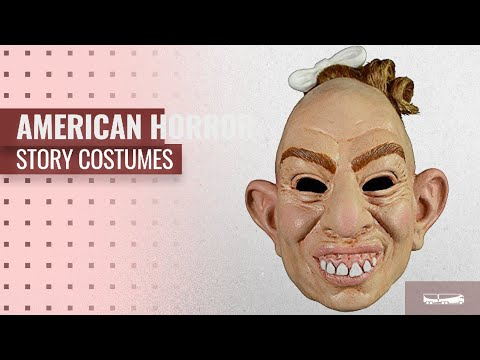 American Horror Story Halloween Costumes [2018]: Pepper - American Horror Story Licenced Halloween