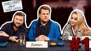 James Corden's Next James Corden including Sabrina Carpenter 03/15/2018 #1