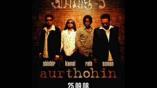 "Bangla Rock ""Nikrishto"" - Aurthohin"
