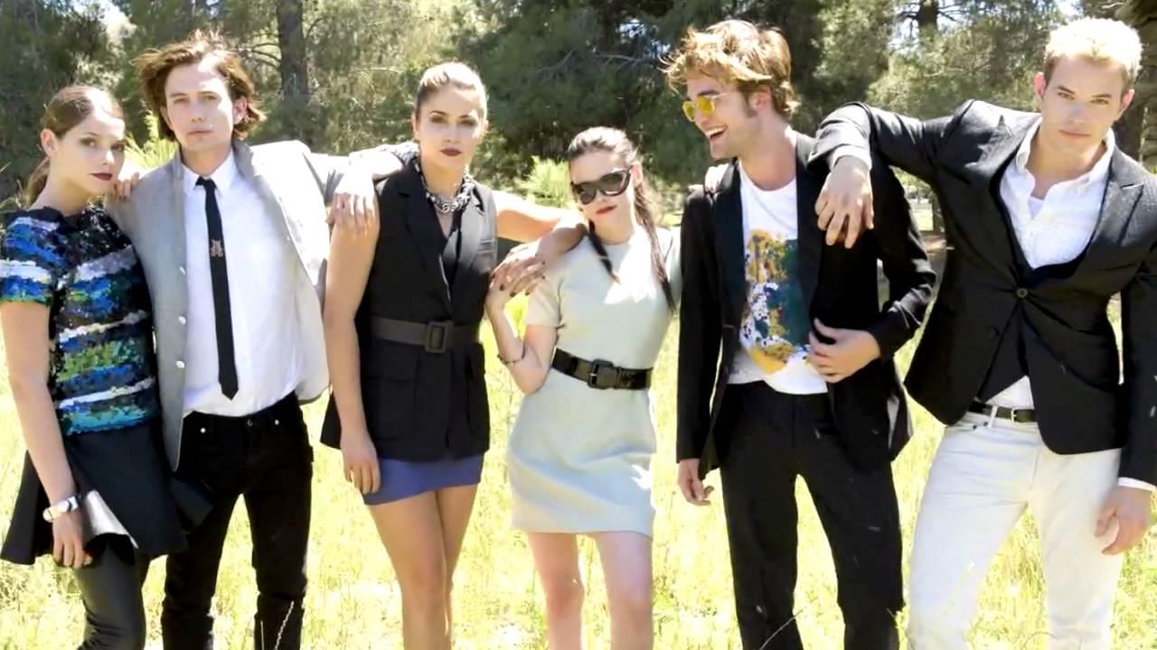 Twilight Cast Teen Magazine 46
