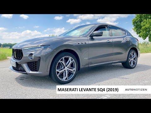 Maserati Levante SQ4 2019 - eine Alternative zum Cayenne? Review, Test, Fahrbericht