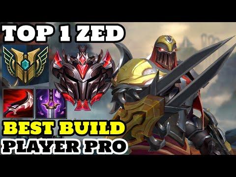 Pro player Zed