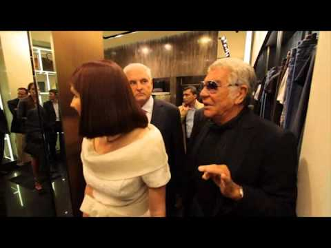 Roberto Cavalli to open first flagship store in Panama