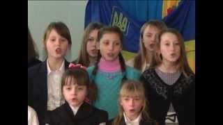 Урок патріотизму в Пересадівській загальноосвітній школі