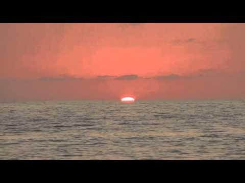 Anguilla And St. Maarten Sunset