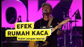 [HD] Efek Rumah Kaca - Hujan Jangan Marah (Live at LOKASWARA, Yogyakarta)